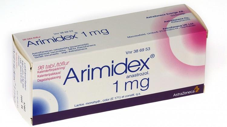 El inhibidor de aromatasa mas comúnmente usado en el fisicoculturismo es Arimidex (anastrozole)