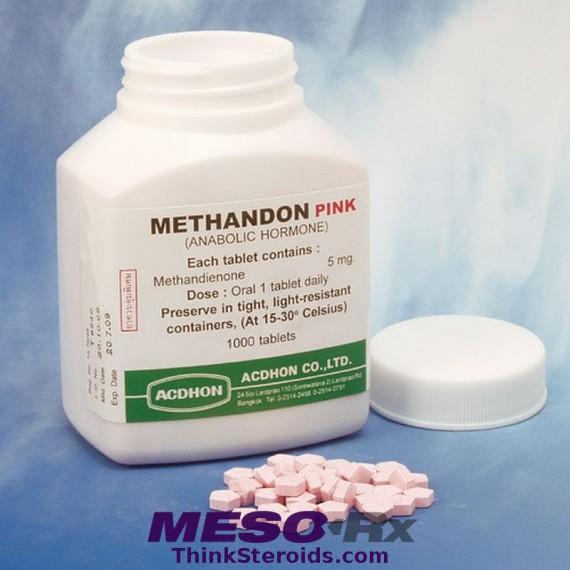 Dianabol (Metandrostenolona)