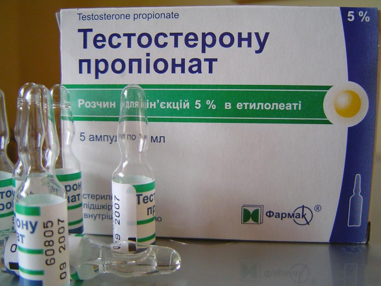 Testosterone - Anabolic Steroids