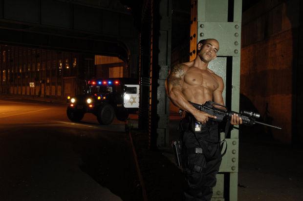 Policías usando Esteroides: El escándalo que nunca salió de Nueva Jersey